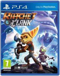 Preowned Ratchet and Clank Ps4 for £7.99 at Grainger Games ( Destiny for £1.99 )