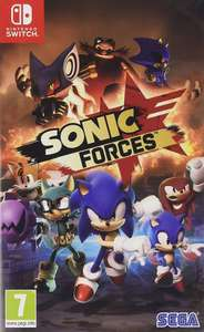 Sonic Forces (Nintendo Switch) £22.95 Delivered @ The Game Collection via eBay