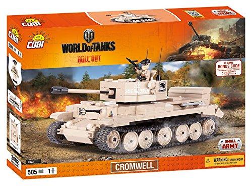 COBI Cromwell Tank - £29.95 @ Amazon