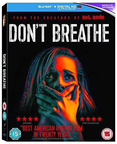 Don't Breathe - Blu Ray - Amazon £4.49  (Prime) / £6.48 (non Prime)