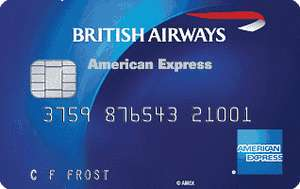 British Airways American Express® Credit Card - Fastst way to earn avios 5,000 bonus Avios welcome offer. No annual fee. **Pls DO NOT offer / request referrals**