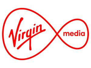 Virgin Media VIVID 100 Unlimited Superfast Fibre Broadband incl Talk Weekend Phone & Line rental - £23.17 per month £20 installation 12 months = £428 total / £278 after £150 bill credit - via Uswitch (exclusive)
