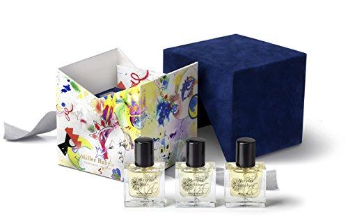 Miller Harris Gift Set for Him 3x14ml Parfum Spray - £12.55 Prime / £17.30 non Prime @ Amazon