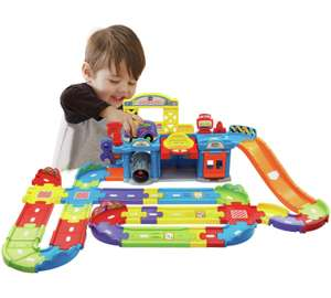 VTech Toot-Toot Drivers Repair Centre Playset now £17.99 @ Argos