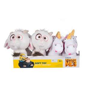 Despicable Me - Unicorn or Unigoat Assortment - £4.90 + Free Delivery with code SH4Z at Debenhams