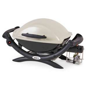 Weber Q1000 gas BBQ just £135 in B&Q  instore - c&c available