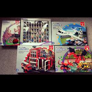 wilko blox reduced various prices - from £1.50 instore