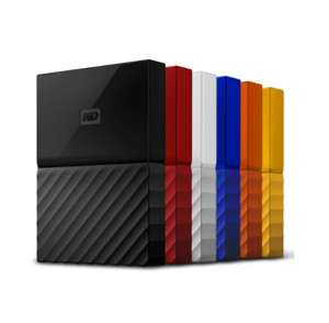 Western Digital Recert drives 1TB from £38.97 / 2TB from £52.99 delivered @ WD