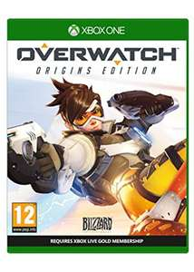 Overwatch (Xbox One) £18.99 Delivered @ Base