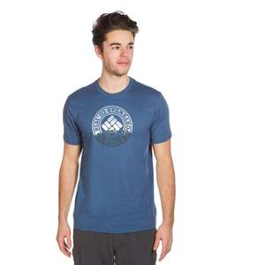 COLUMBIA MEN'S TRIED AND TESTED T-SHIRT £3.75 with code + £1 C&C at Ultimateoutdoors