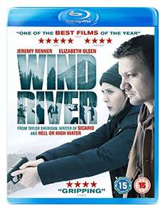 Wind River Blu-ray £7.49 (Prime) £9.48 (non prime) @ Amazon