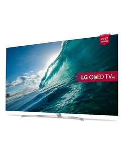 "LG 55"" OLED55B7V HDR Ultra HD Smart TV - £1430 at Secret Sales"