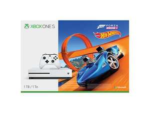 Xbox One S - 1TB with Wireless Controller + Forza 3/Hot Wheels Bundle £209 @ BT Shop