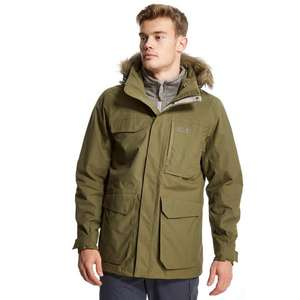 PETER STORM Men's Peter Parka, £31 from UltimateOutdoors