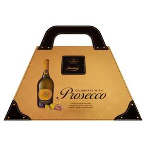 Bargain Prosecco and Thorntons Chocolates £5 @ Iceland
