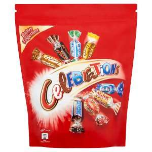 Celebrations 450g pouch - £2.50 instore @ Sainsbury's (Penge)