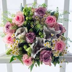20% off Mothers Day Orders Plus if you upgrade to Luxury Bouquets Get Free Delivery with Code @ Appleyards