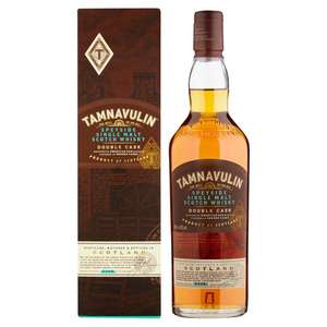 Tamnavulin Speyside Single Malt Scotch Whisky 70cl at Lidl instore - £14.99