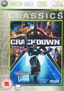 [Xbox One/360] Crackdown - £2.98 - eBay/GameTradeOnline