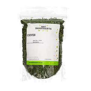 JustIngredients Premier Chives 500 g @ Amazon (add-on item ) - £2.88