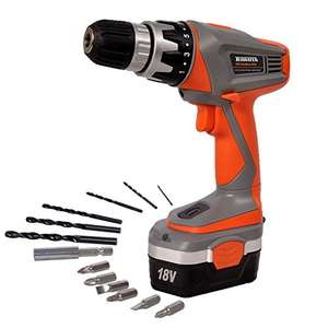 Terratek 18V Cordless Drill Driver £35.95 & FREE Delivery in the UK £35.95 Sold by Futura Direct Ltd and Fulfilled by Amazon.
