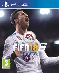 FIFA 18 PS4 - Used @ graingergames - £20.99
