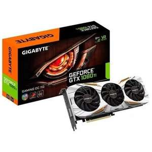 Gigabyte GeForce GTX 1080 Ti 11GB GDDR5X OC Graphics Card - £669.97 @ Laptops Direct