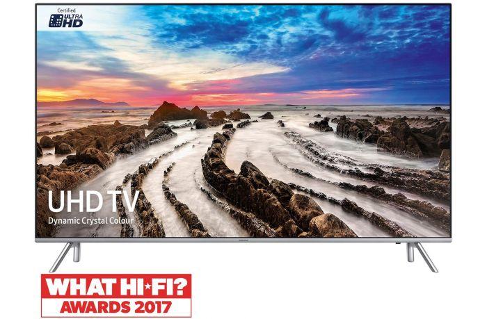 Samsung UE65MU7000 65 inch 4K Ultra HD HDR 1000 Smart LED £1199 @ Richer Sounds