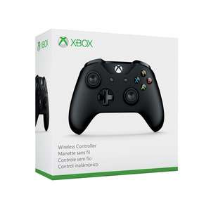 Official XBox One Black Wireless Controller V2 £32.39 @ 365Games