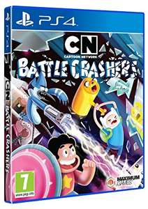 Cartoon Network: Battle Crashers £4.99 - Playstation store