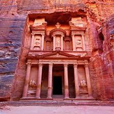 Bit Random - Flights to Jordan from Paphos £17.56 Round Trip @ Ryanair