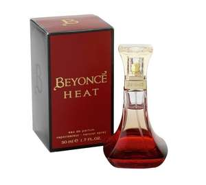 Beyonce Heat Eau de Parfum for Women - 50ml £5.99 + Free click and collect at Argos