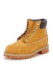 Timberland 6 Inch Premium Classic Boots - £33.25 @ Very (kids size only)