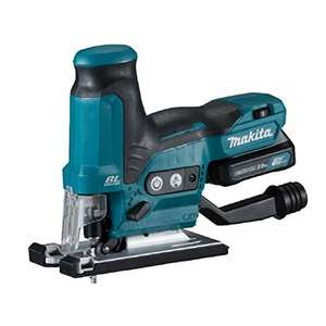 Makita JV102DSAJ Li-Ion Cxt Brushless Jigsaw, 10.8 V, Blue £110.91 @ Amazon