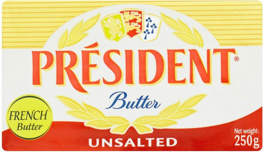 President Butter £1.50  250g @Waitrose