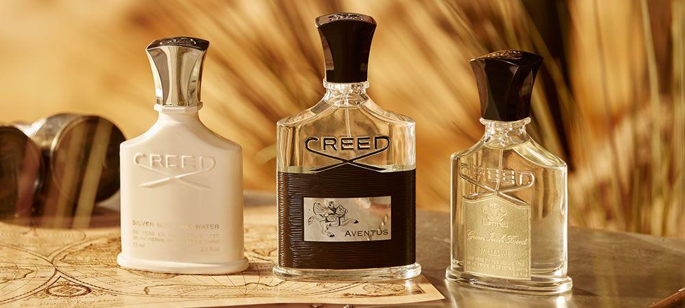 20% price match on creed at John lewis