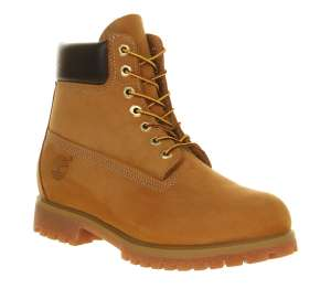 Timberland Men's 6 Inch Premium Waterproof Boots From £57.42 at Amazon Prime