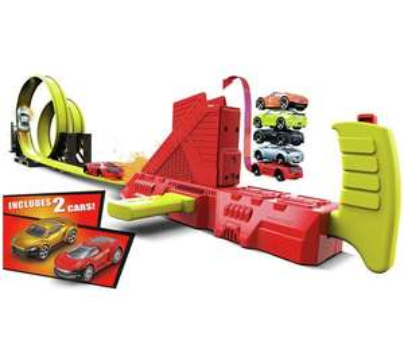 Chad Valley Rapid Fire Track Set £6.99 @ Argos