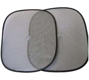 Babystart Car Sunshade Twin Pack 79p @ Argos