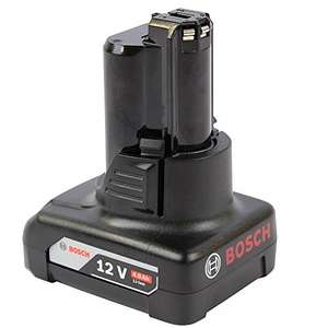 Bosch 10.8v/12v Pro Range 4Ah Battery £35.90 from Amazon UK £0 p&p
