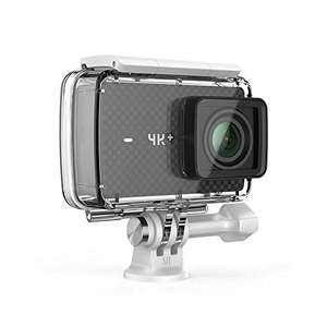 "YI 4K Plus Sports Action Camera Ultra HD 4K/60fps 12MP Wifi Helmet Camera with 2.2"" LCD Touch Screen Voice Control w/ waterproof case £195 delivered - Sold by YI Official Store German and Shipped by Amazon Germany"