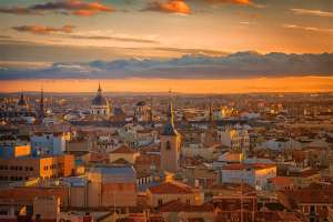 3 nights in Madrid for £108 each (£216 total) including flights and central hotel with code @ eBookers