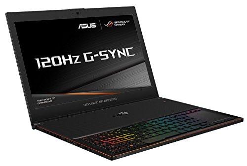 ASUS GX501VI ROG Zephyrus 15.6-inch Gaming Laptop (Black) - (Intel Core i7-7700HQ, 16GB RAM, 512GB PCIe SDD, FHD 120Hz G-Sync Display, NVidia GTX 1080 8GB, Full RGB UK Keyboard, Windows 10 Home) £2499.99 Amazon