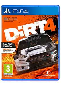 Dirt 4 Day One Edition (PS4) £17.99 / Marvel vs Capcom Infinite (PS4) £15.85 / Shadow Tactics: Blades of the Shogun (PS4) £17.99 Delivered @ Base