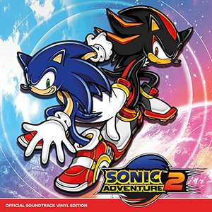[Vinyl] Sonic Adventure 2 - £5.98  (Prime) / £7.97 (non Prime) - Amazon