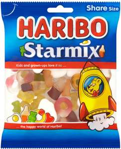 Haribo starmix 140g - 2 for £1 @ farmfoods