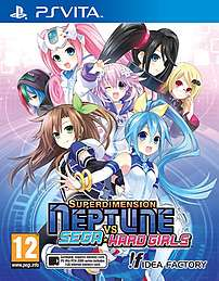 Superdimension Neptune VS SEGA Hard Girls £20 (Game Online)