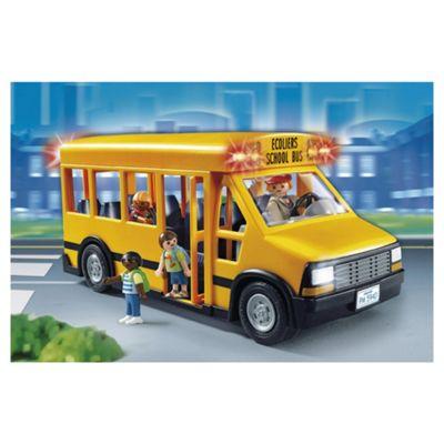 Playmobil School Bus + 4 Figures was £25 now £13 C+C @ Tesco Direct (more Half Price Playmobil in OP)
