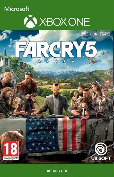 [Xbox One] Far Cry 5 - £37.99 - CDKeys
