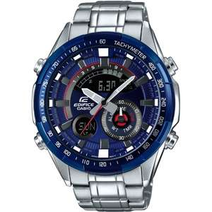 Casio Mens Edifice Watch ERA-600RR-2AVUEF £98.10 with Code: PD10 @ Watches2U